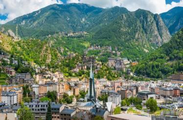 Escapada Spa en Andorra