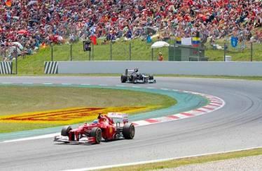 Escapada Gran Premio F1