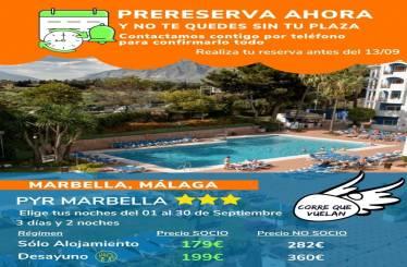 Septiembre en Marbella