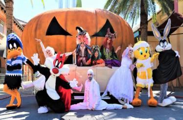 Escapada Warner Halloween