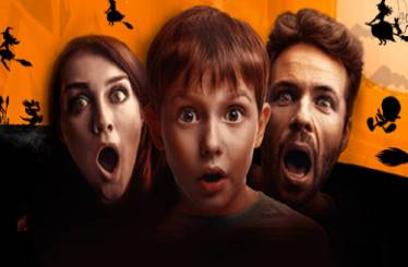 Halloween en Familia Warner
