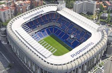 Escapada Madrid Bernabeu