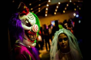 Halloween en Cádiz