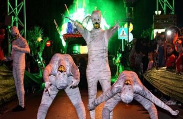 Halloween en Marina D'or