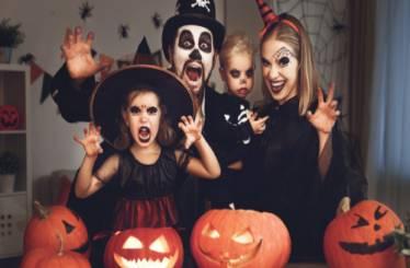 Disfruta Halloween en Familia
