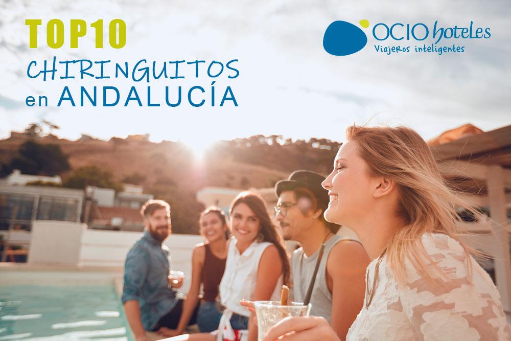 Top 10 mejores chiringuitos de Andalucía