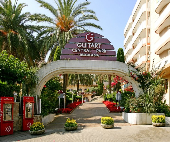 Guitart Gold Central Park Aqua Resort - OcioHoteles