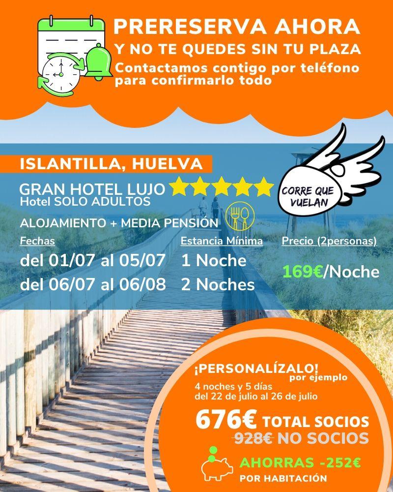 Gran Hotel Lujo 5*